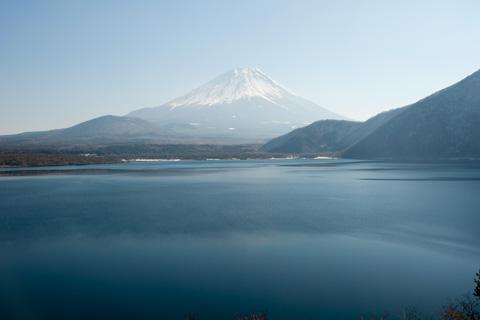 5000円札の富士山