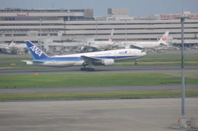羽田空港ANA