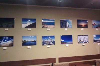 「青の写真展」