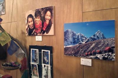 ネパール写真展