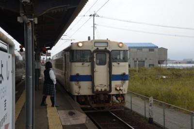 JR日南線