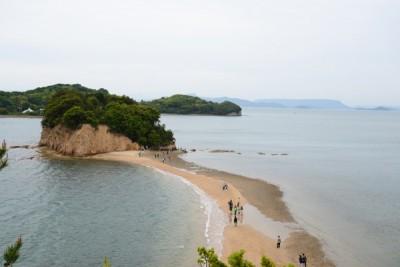 小豆島のエンジェル・ロード