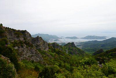 鷹取展望台からの眺め