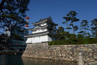 高松城旧東之丸艮櫓